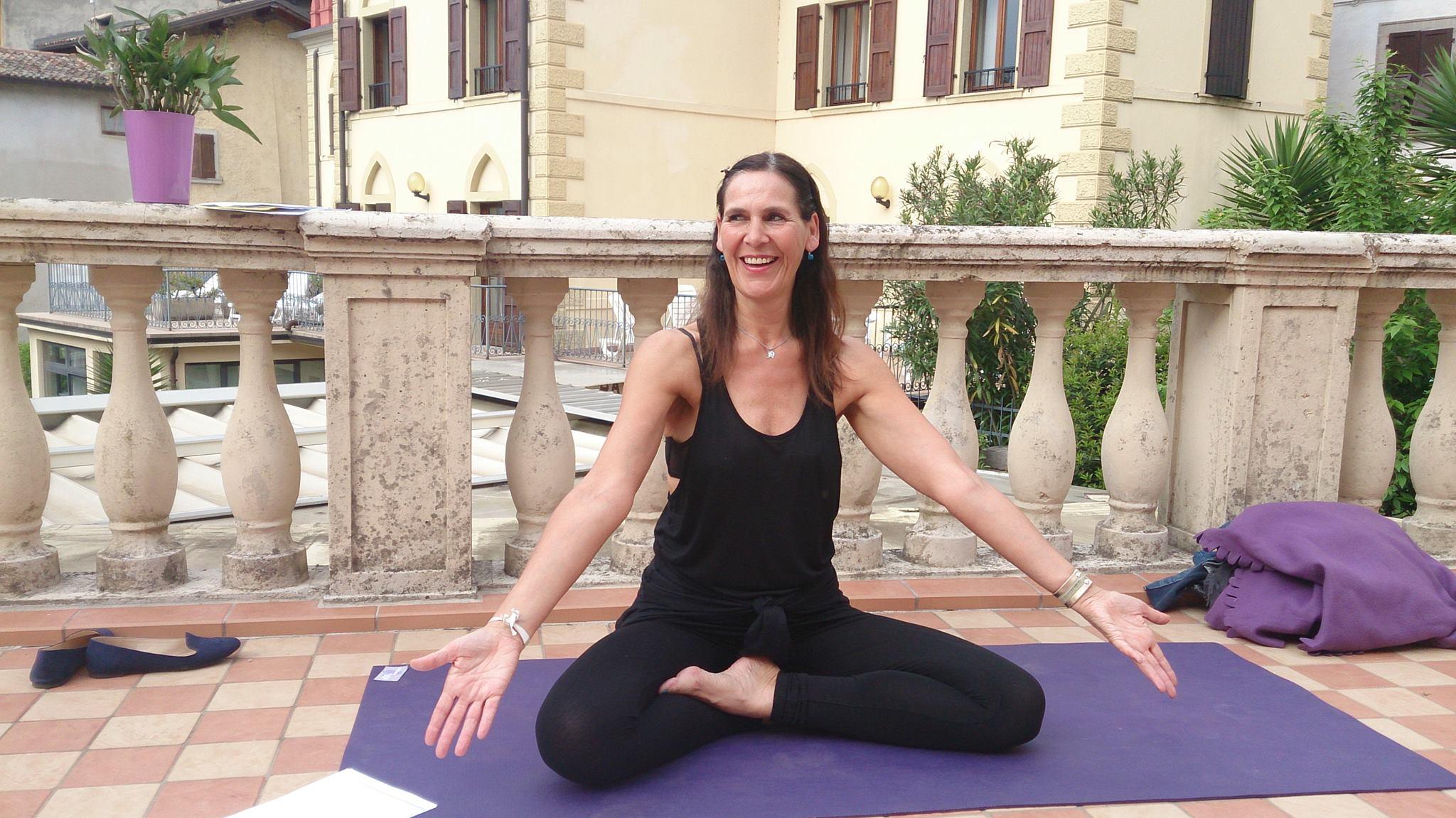 Yogatage am Gardasee